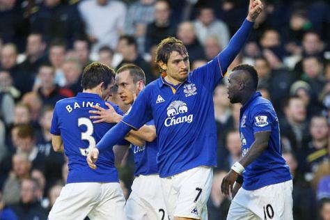 Everton 2-1 Tottenham: Late Comeback