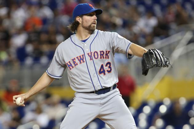 R.A. Dickey Problem Is a Nice One for Mets to Have