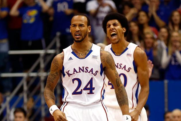 KU-Colorado Notes: Releford Takes off