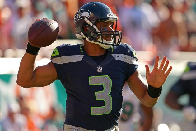 Why Russell Wilson Is a Lot Closer to Andrew Luck, RG3 Than You May Realize