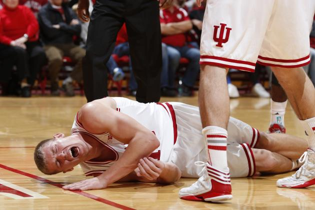 Indiana Basketball: Austin Etherington Out for Season Following Surgery