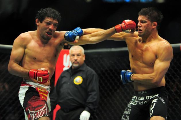 Cesar Gracie Says Benson Henderson vs. Gilbert Melendez Is the Fight to Make