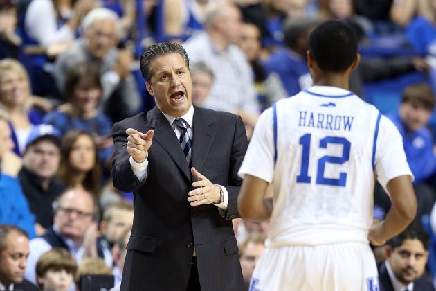 Calipari's Tough-Love Approach Paying Off for Kentucky's Ryan Harrow