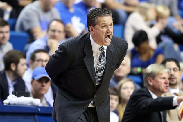 Calipari on Camp Cal, Cats' Progress