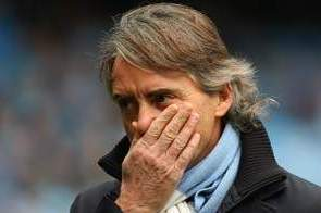 Mancini: City Didn't Deserve to Lose Against United in Manchester Derby