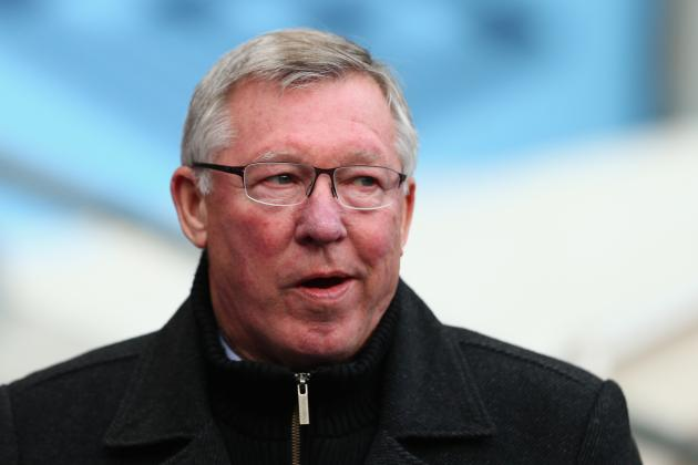 Ferguson Condemns Ferdinand Coin Attack During Derby Victory over City