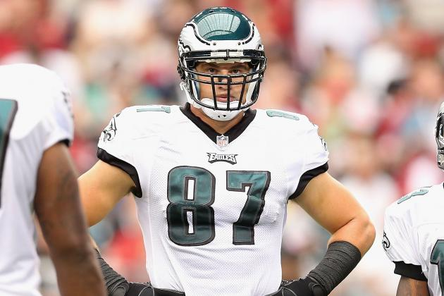 Brent Celek Injury: Updates on Eagles TE's Concussion