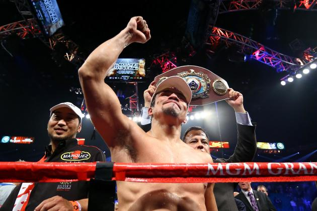 Juan Manuel Marquez Punched Ticket To Hall of Fame with Manny Pacquiao KO