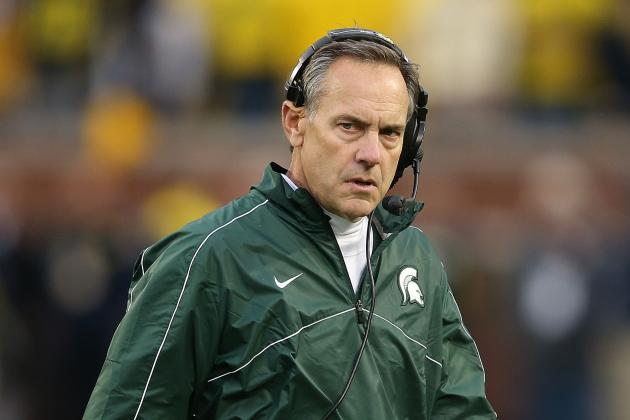 Dantonio on Future of Offense: 'We're Gonna Stay Basically the Same'