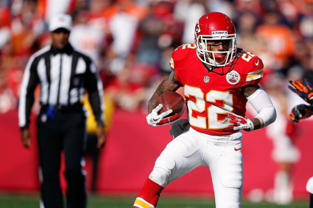 Jamaal Charles Returns vs. Browns