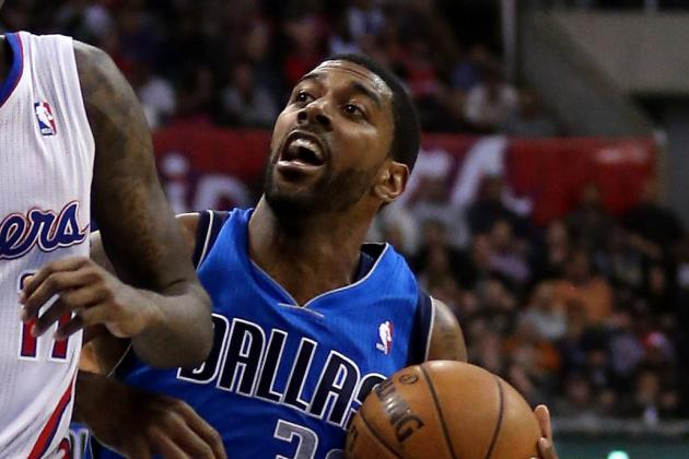 O.J. Mayo Accomplishes Rare Mavs Feat