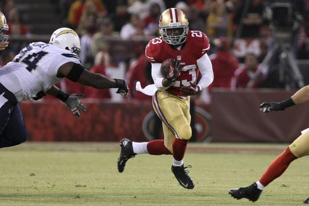 49ers Inactives: Jacobs, Manningham Out; Jenkins, James Suit Up