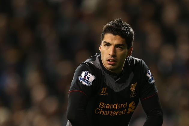 Liverpool Transfer News: Luis Suarez Leaving Would Be Doomsday Scenario for Reds