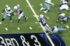 Refs Botch Review on Andrew Luck Interception in Colts-Titans Game