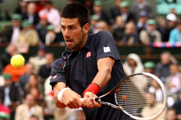 Player Analysis: The Backhand of Novak Djokovic