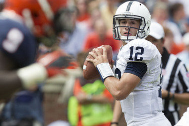 Penn State Football: Talent Around Steven Bench Will Make QB's Transition Easy