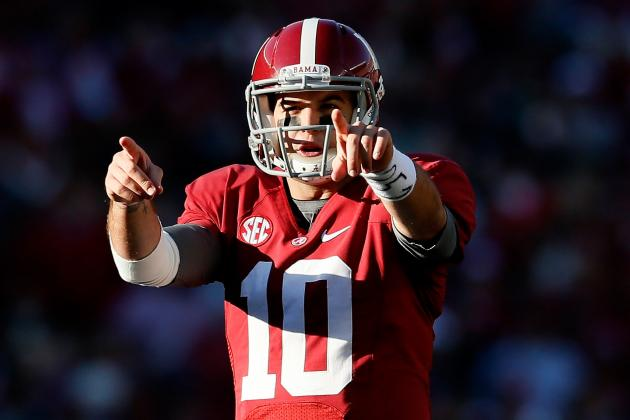 Alabama Football: AJ McCarron Will Guide Tide to Second-Straight BCS Title