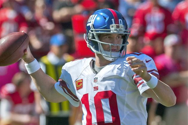 New York Giants vs. New Orleans Saints: Live Score, Analysis and Highlights