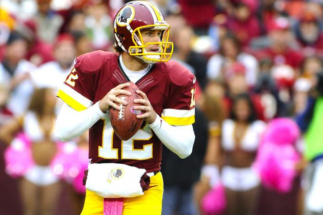 Redskins Win Fourth Straight, Lose RGIII Against Reeling Ravens