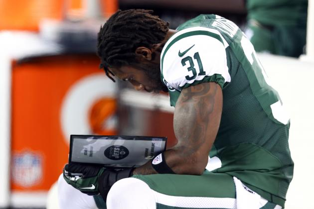 Antonio Cromartie Injury: Updates on Jets CB's Concussion  and Return