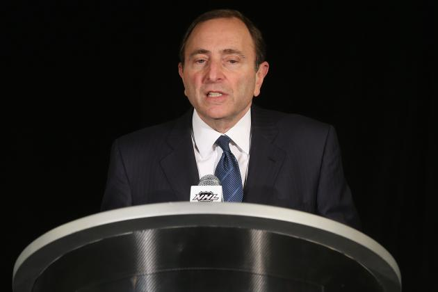 NHL Lockout: Novel Ideas to End the Lockout and Get the Game Back on the Ice