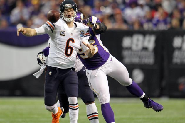 Jay Cutler Injury: Updates on Bears QB's Neck