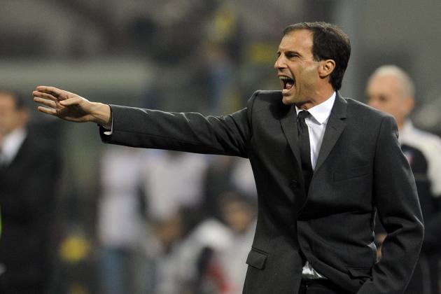 Turin Thriller Another Boost for Allegri
