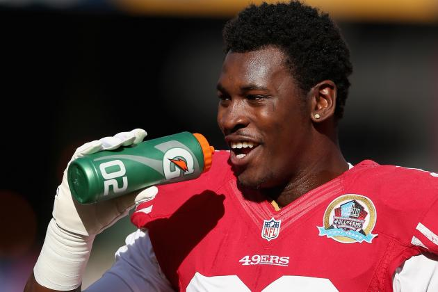 Aldon Smith Sets Franchise Record for Sacks