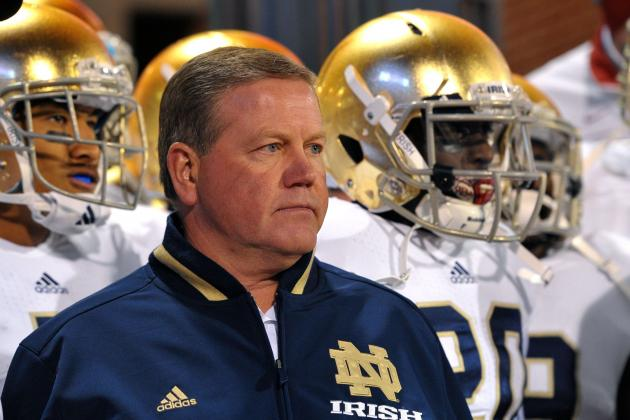 Notre Dame Football: What Fighting Irish Must Do to Upset Alabama