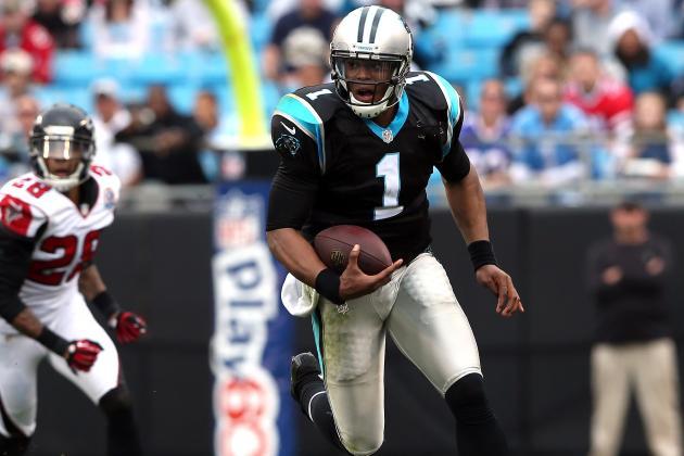 Panthers 30, Falcons 20