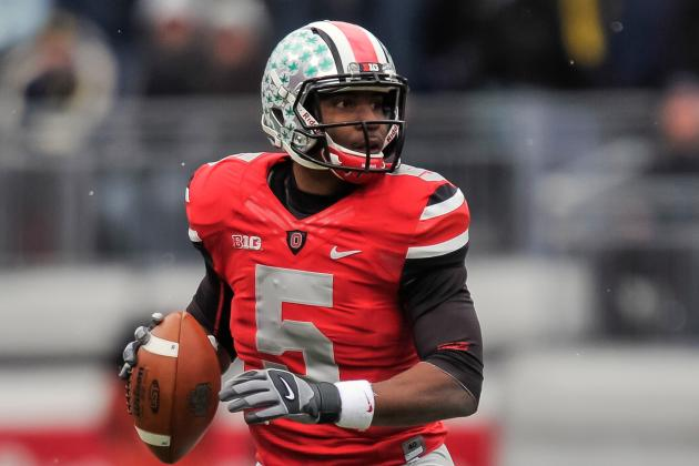 Ohio State Football: 5th Place Heisman Finish Makes Braxton Miller 2013 Favorite