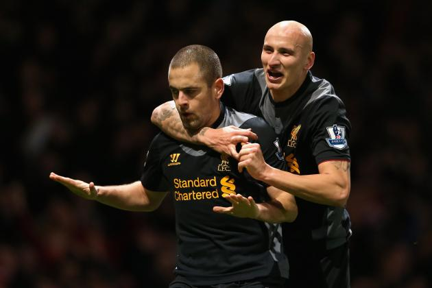 Liverpool FC: Rating the Reds in Spirited Come-from-Behind Win at West Ham