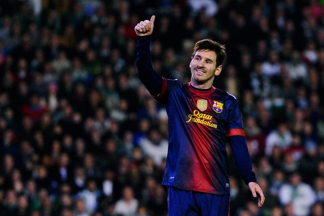 Real Betis vs. Barcelona: Score, Analysis and Grades