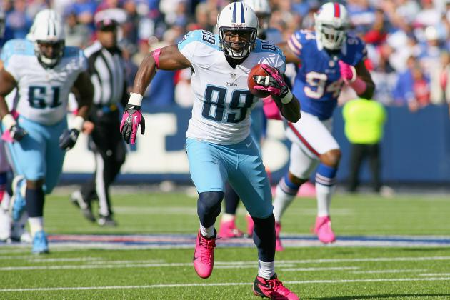 Jared Cook Injury: Updates on Titans TE's Shoulder
