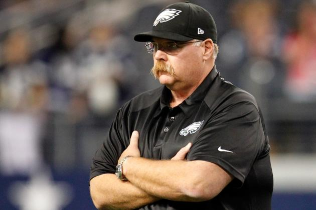 Eagles Officially Eliminated from Playoffs