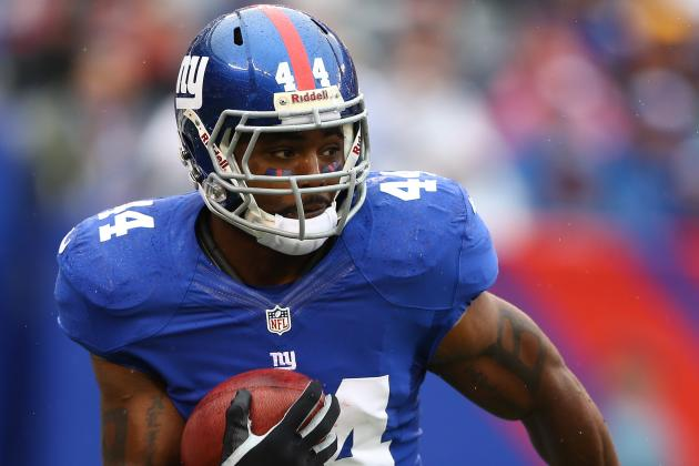 Ahmad Bradshaw Injury: Updates on Giants RB's Knee