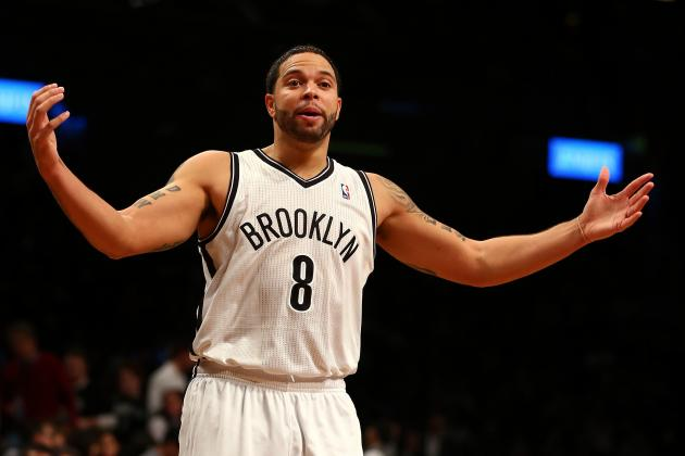 Deron Williams Puts Spotlight on Himself with Pointed Media Remarks