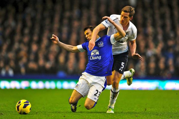 Everton 2-1 Tottenham: 2 Goals in 2 Minutes Sink Spurs at Goodison