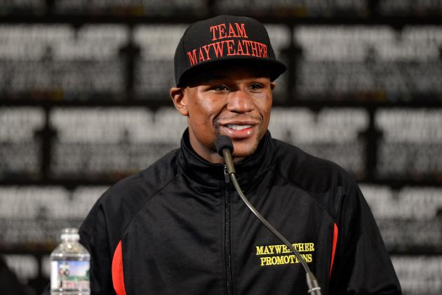 Floyd Mayweather: Tim Bradley Is Ideal Opponent for Next Marquee Fight