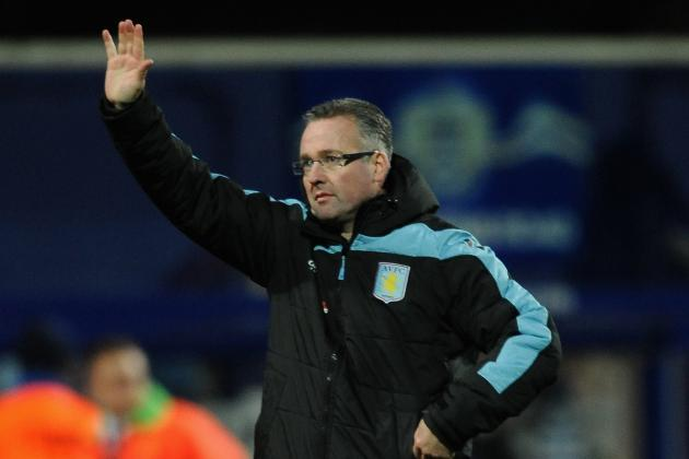 Shot-Shy Aston Villa Thwarted by Stoke's 'bedrock' Defence