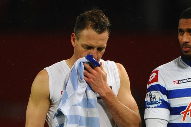QPR's Clint Hill Says Spending Is Not the Answer After Draw with Wigan