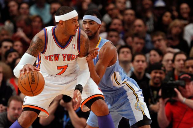 Denver Nuggets vs. New York Knicks: Live Score, Results and Game Highlights