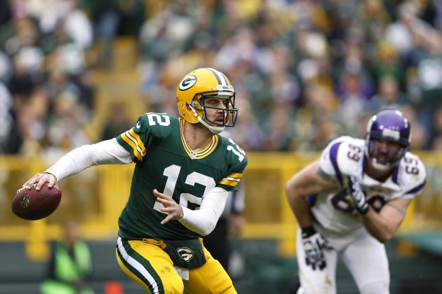 Lions vs. Packers: Detroit Must Pressure Aaron Rodgers to Upset Green Bay