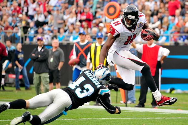 Falcons Face Tough Road to Home-Field in NFC