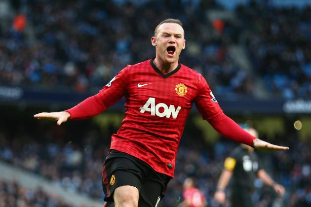 Why Wayne Rooney Was Manchester United's Star Performer Against City