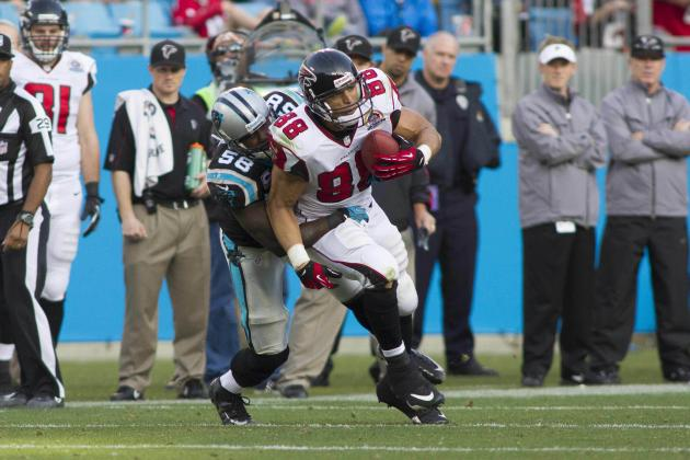 Falcons Eager to Make Sunday a Bump in Road