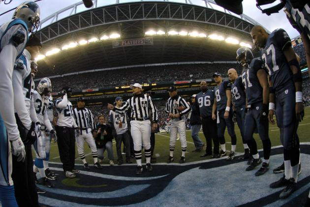Victory! Panthers Win First Coin Toss of 2012