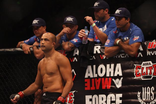UFC on FOX 5: B.J. Penn Aims to Recover from Brutal Loss