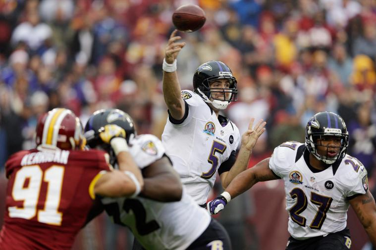 Ravens vs. Redskins: Baltimore Does Nearly Everything Right—Except Win