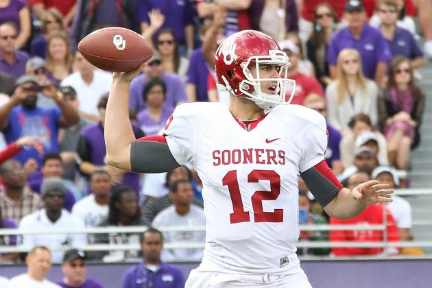 Oklahoma Football: Comparing Landry Jones' NFL Prospects to Sam Bradford